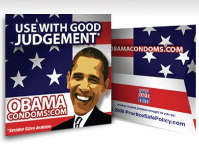 Obama condom seems to be one of the strong product in the market beside of ...