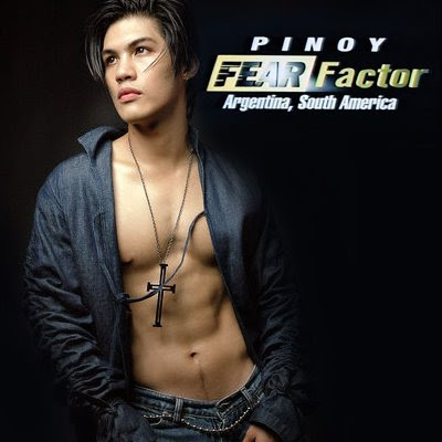 Jommy Teotico First Pinoy Fear Factor Winner