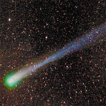 Watch Comet Lulin Tonight