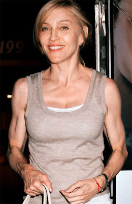 Madonna Biceps Photos