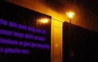 Soho streetlights (Linger Awhile)