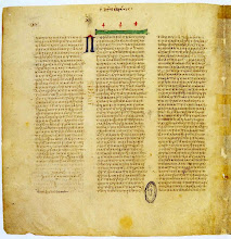 Codex Vaticanus [2Thessalonians/Hebrews], 325 AD