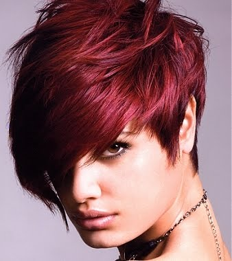 Hair Color Chart Burgundy. Hair Color