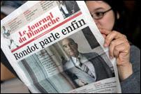 Le Journal du Dimanche du 14 mai 2006.