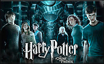 Harry Potter et l'ordre du Phénix.