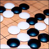 Le jeu de Go.