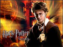 Affiche de Warner Bros pour le 3eme film 'Harry Potter et le Prisonnier d'Azkaban'