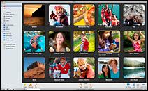 iPhoto vious aide à gérer vos images.