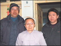 Zhu Yufu, la maman de Chi Jianwei et Lu Gengsong. Document The Epoch Times.