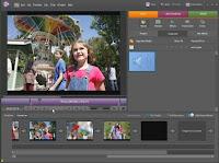 Adobe Premiere Elements 4 pour Windows.