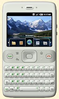 Google Android G1.