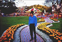 Michael Jackson dans son ranch de Neverland.