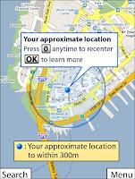 Géolocalisation via Google Maps et l'API de Géolocalisation W3C.