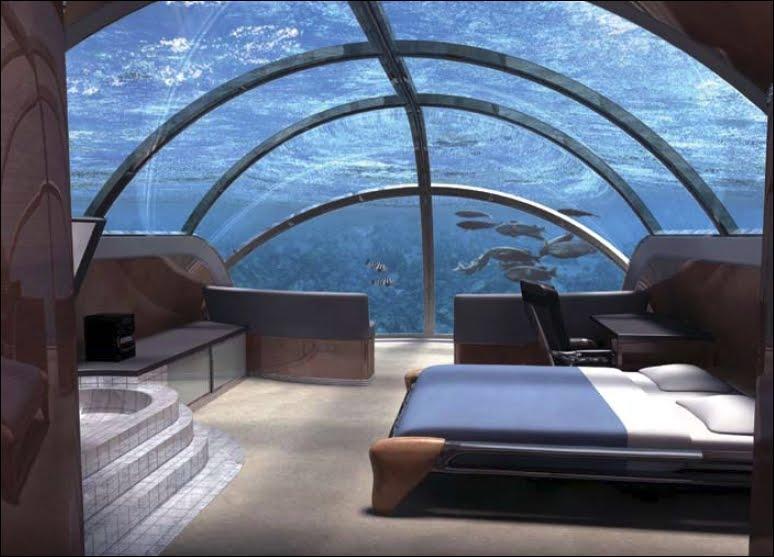 Projet à long terme : World Tour Poseidon-suite