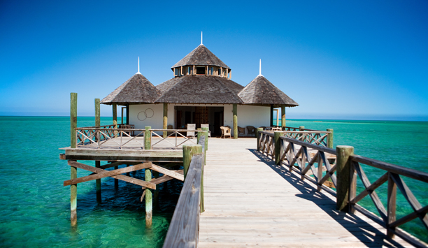 Hampton hostess destination kamalame cay bahamas for Private island bahamas resort