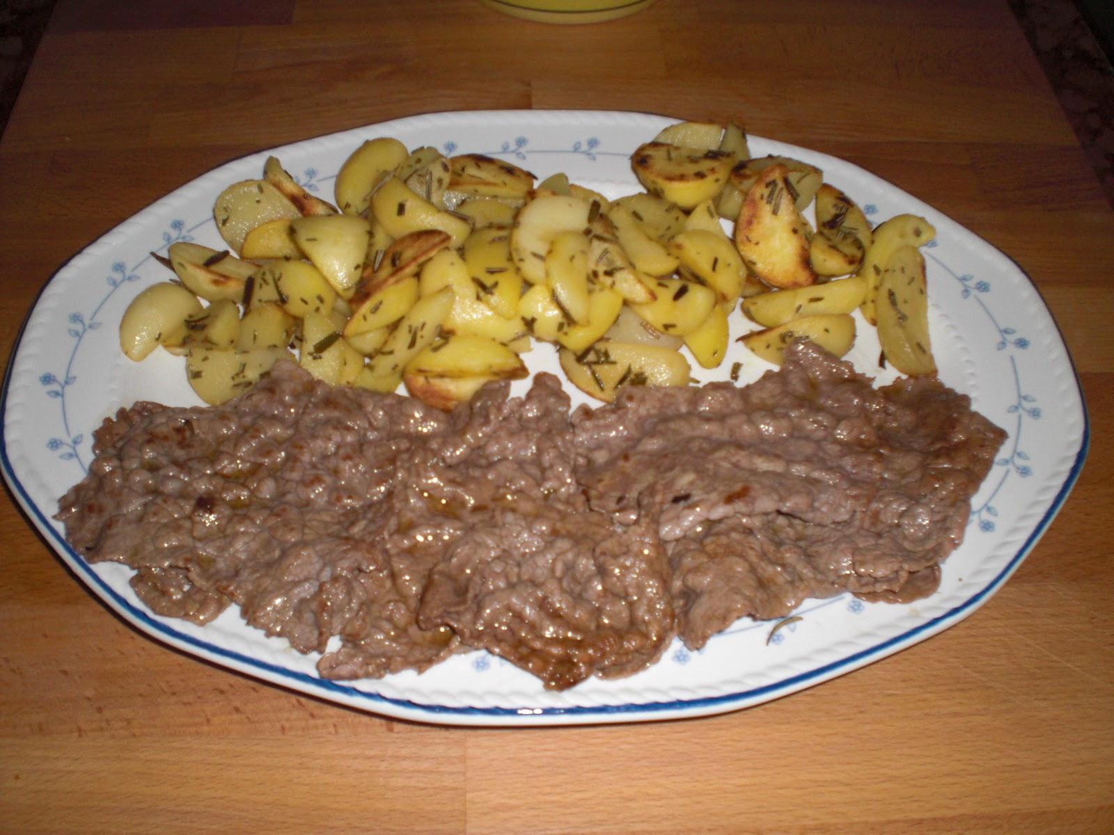 Ricetta carne carpaccio