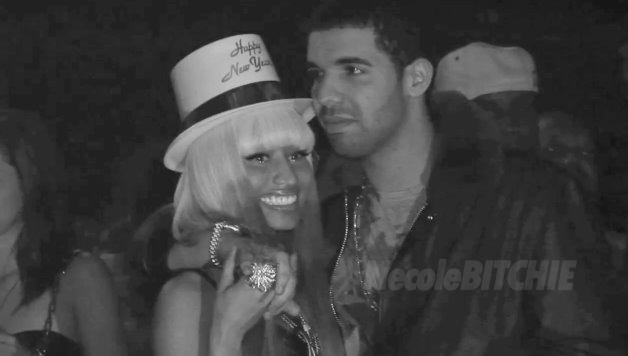 nicki minaj and drake kiss. nicki minaj and drake kiss.