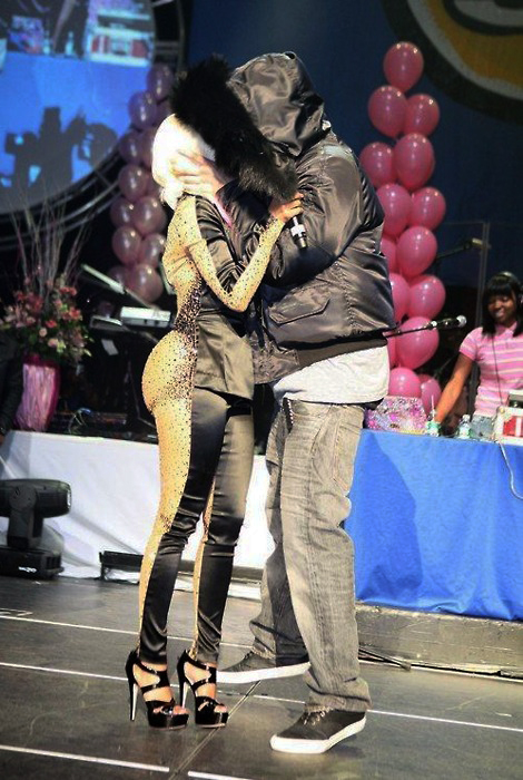 Plus Drake is set to play the love interest in Nicki's next video for