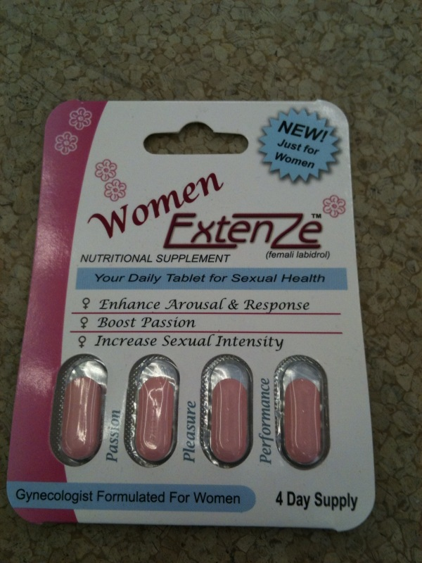 Extenze Pills Do They Work