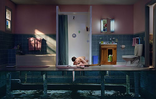 crewdson essay Best known for his elaborately choreographed, large-scale photographs, gregory crewdson is one of the most exciting and important artists working today.