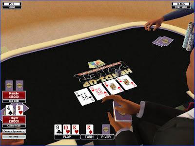 Nbc Heads Up Poker