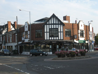 Bernadette's Restaurant, Stratford-upon-Avon, site of the Island Cafe