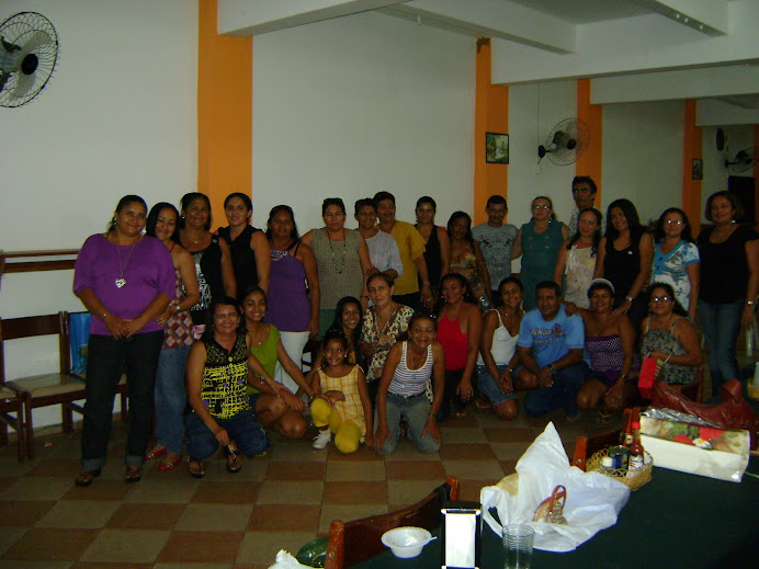 Funcionários da Escola Doracy Leal