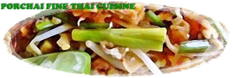Porchai's Thai cusine