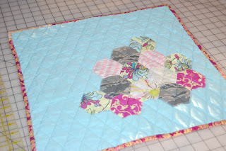 Doll Quilt Swap 10, the thrid