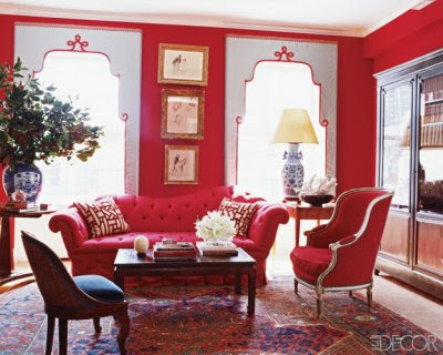 modern interior design red color, home-interior-design