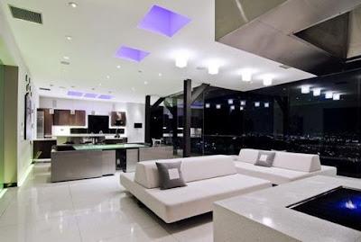 Modern+Hollywood+Home