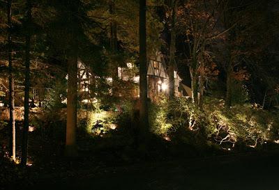 Landscape Lighting | Landscape Architecture
