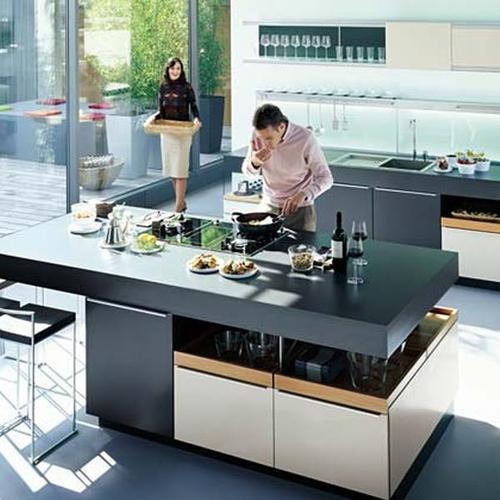 top interior design for kitchen