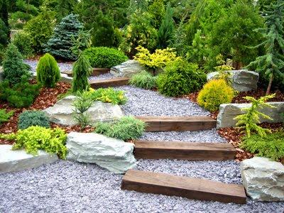 Landscape Garden, Landscape Design - Landscape Painting - Landscape Wallpaper
