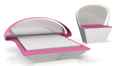 Pink Beds