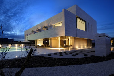 Luxury Architecture Design House landscape design