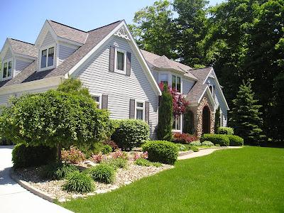Front Home Landscape