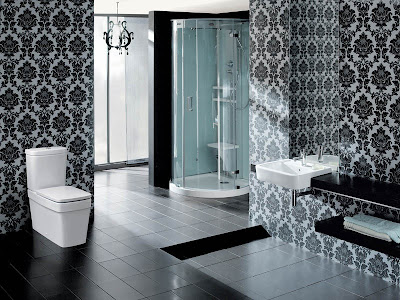 Contemporary-luxury-bathroom-design-ideas-with-mozaic-tiles
