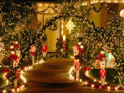 Outdoor Lighting Christmas