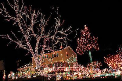 Virginia Christmas Lights