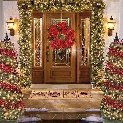 christmas-home-decorating-deck-the-halls-outdoor-pre-lit-garland