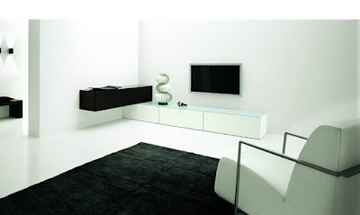 Ultra Modern Home Entertainment Design