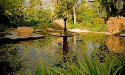 Multifunction Garden Luxury Landscape Design