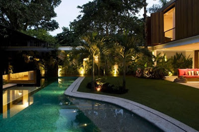 lighting landscape design ideas