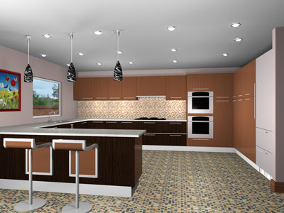 Home Interior Design: 3D Interior Rendering India, Arch