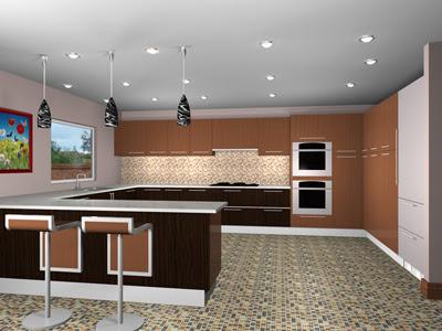 Home Interior Design: 3D Interior Rendering India, Arch