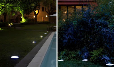Pollicino Led Top Outdoor Lights