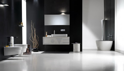 Modern Bathroom Design Interior