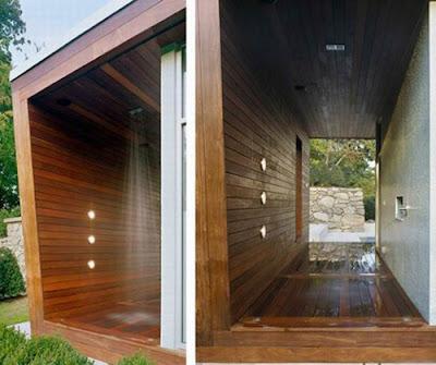 Wilton Pool House Bathroom