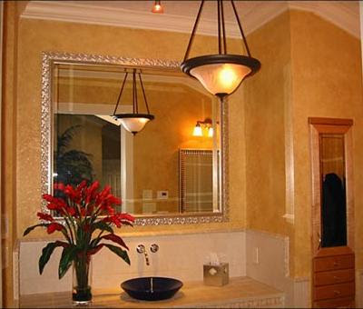 Lighting Fixture For Bathroom